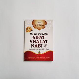 Buku Praktis Sifat Shalat Nabi - Depan