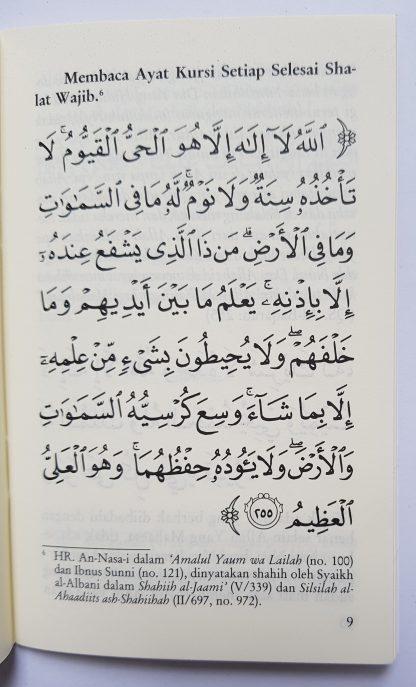 Dzikir Pagi & Petang dan Sesudah Shalat Fardhu Menurut Al Quran dan As Sunnah yang Shahih - Isi 4