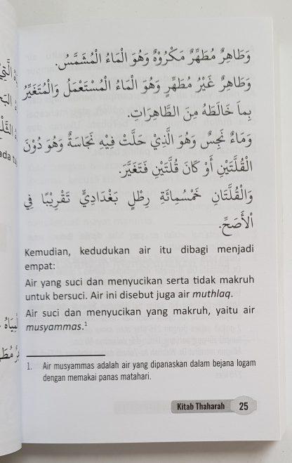 Fikih Praktis Madzhab Syafi'i (Matan Abu Syuja') - Isi 1
