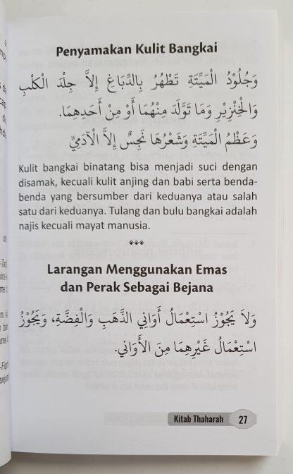Fikih Praktis Madzhab Syafi'i (Matan Abu Syuja') - Isi 2
