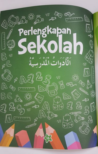 Kamus Bahasa Arab Untuk Anak - Isi 2