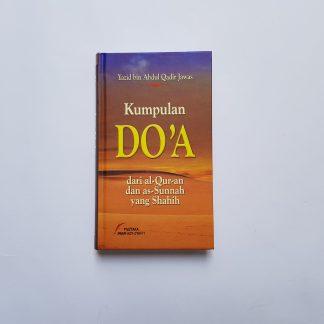 Kumpulan Do'a dari Al Quran dan As Sunnah yang Shahih - Depan