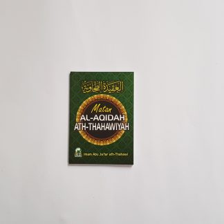 Matan Al Aqidah Ath Thahawiyah - Depan