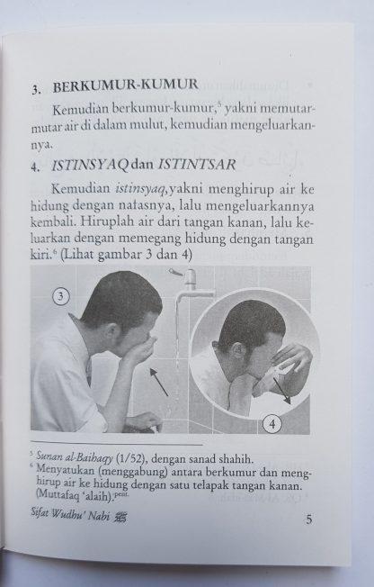 Meneladani Shalat & Wudhu' Nabi - Isi 2