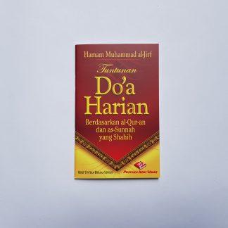 Tuntunan Do'a Harian Berdasarkan Al Qur'an dan As Sunnah yang Shahih - Depan