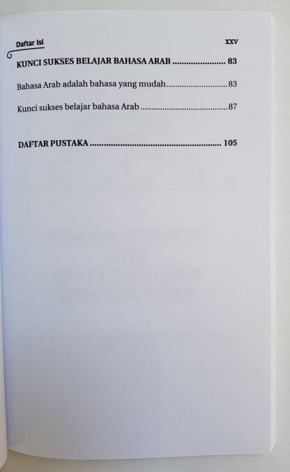 Keutamaan Dan Kewajiban Mempelajari Bahasa Arab - Daftar Isi 2