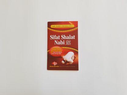 Sifat Shalat Nabi - Depan