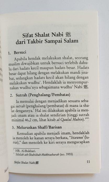 Sifat Shalat Nabi - Isi 1