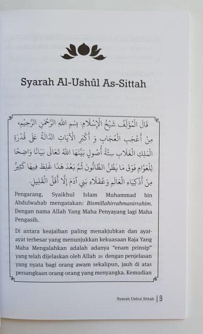 Syarah Ushulus Sittah - Isi 1