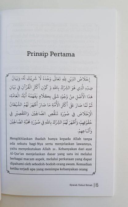 Syarah Ushulus Sittah - Isi 3