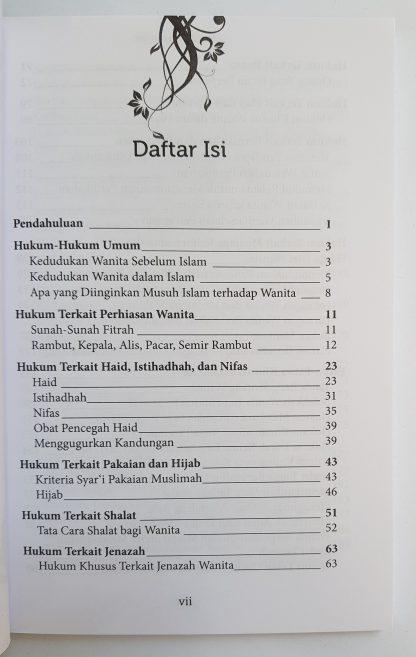 Diktat Ahkamun Nisa - Daftar Isi 1