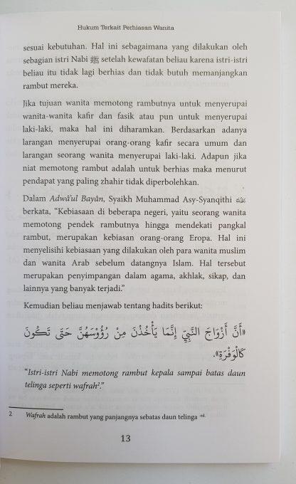 Diktat Ahkamun Nisa - Isi 2