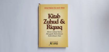 Kitab Zuhud & Riqaaq - Depan