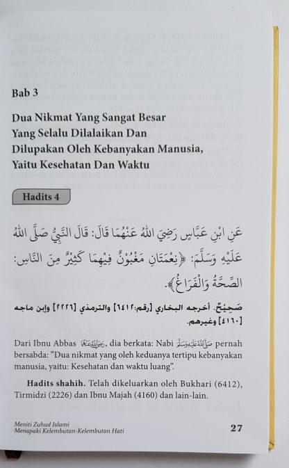 Kitab Zuhud & Riqaaq - Isi 2