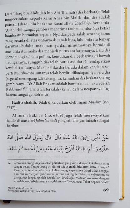 Kitab Zuhud & Riqaaq - Isi 3