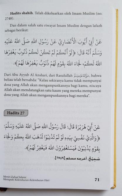 Kitab Zuhud & Riqaaq - Isi 4