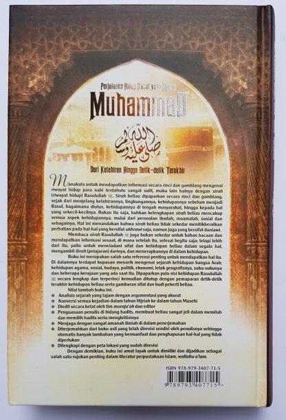 Sirah Nabawiyah Perjalanan Hidup Rasul Yang Agung Muhammad - Belakang