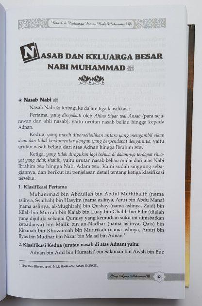Sirah Nabawiyah Perjalanan Hidup Rasul Yang Agung Muhammad - Isi 1
